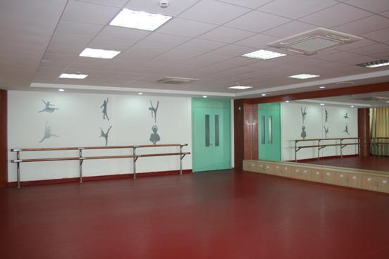 舞蹈教室图片 100平舞蹈室装修效果图